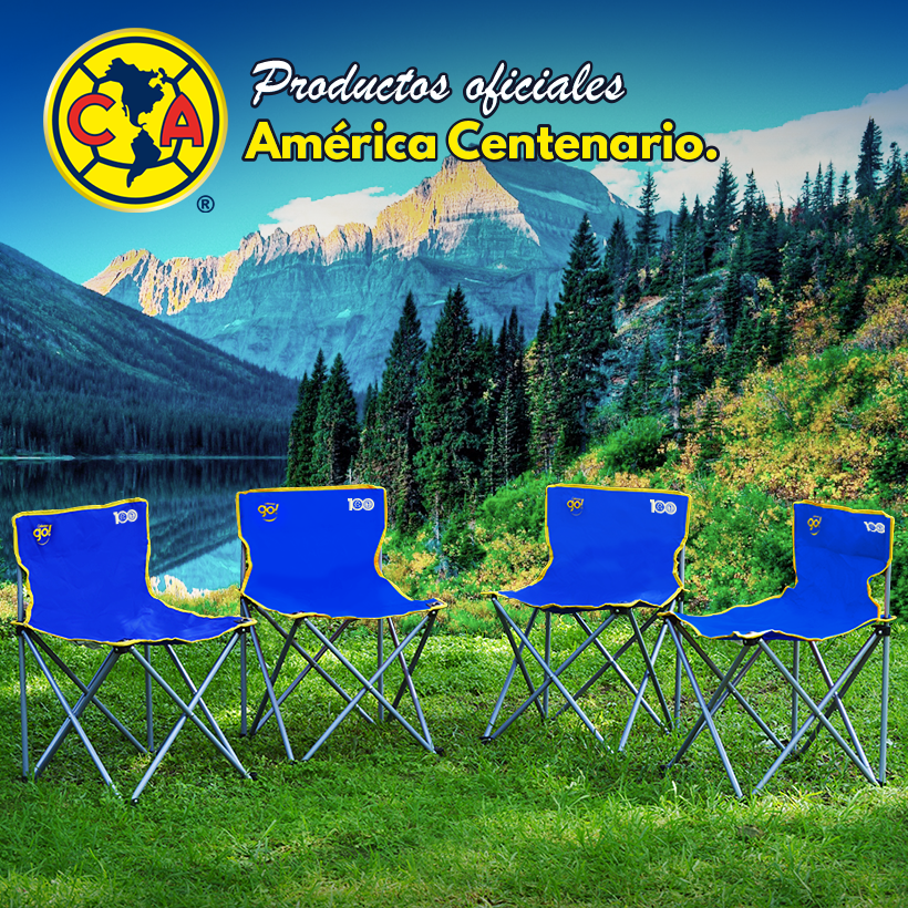 Silla Plegable Club América