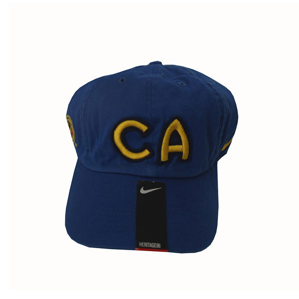 Nike boys men core cap azul gorra