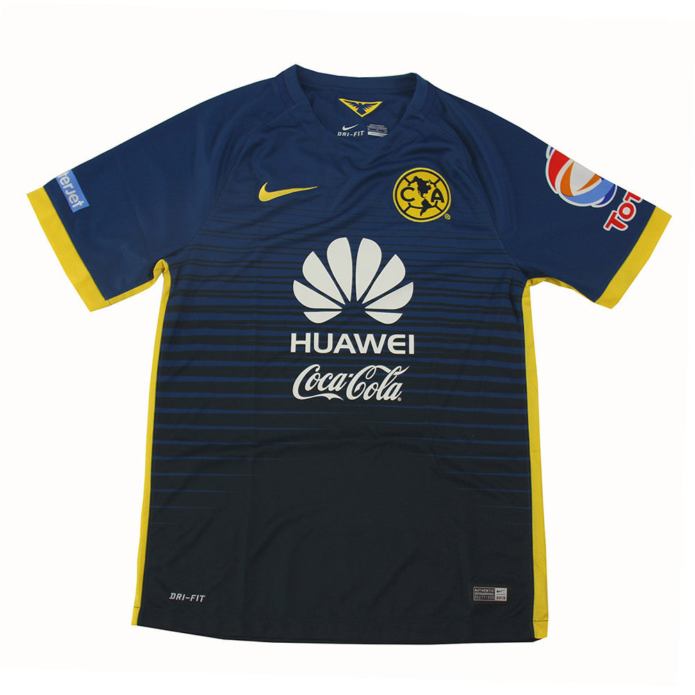 Ca ss away stadium jsy gym blue/armory navy/tour yellow
