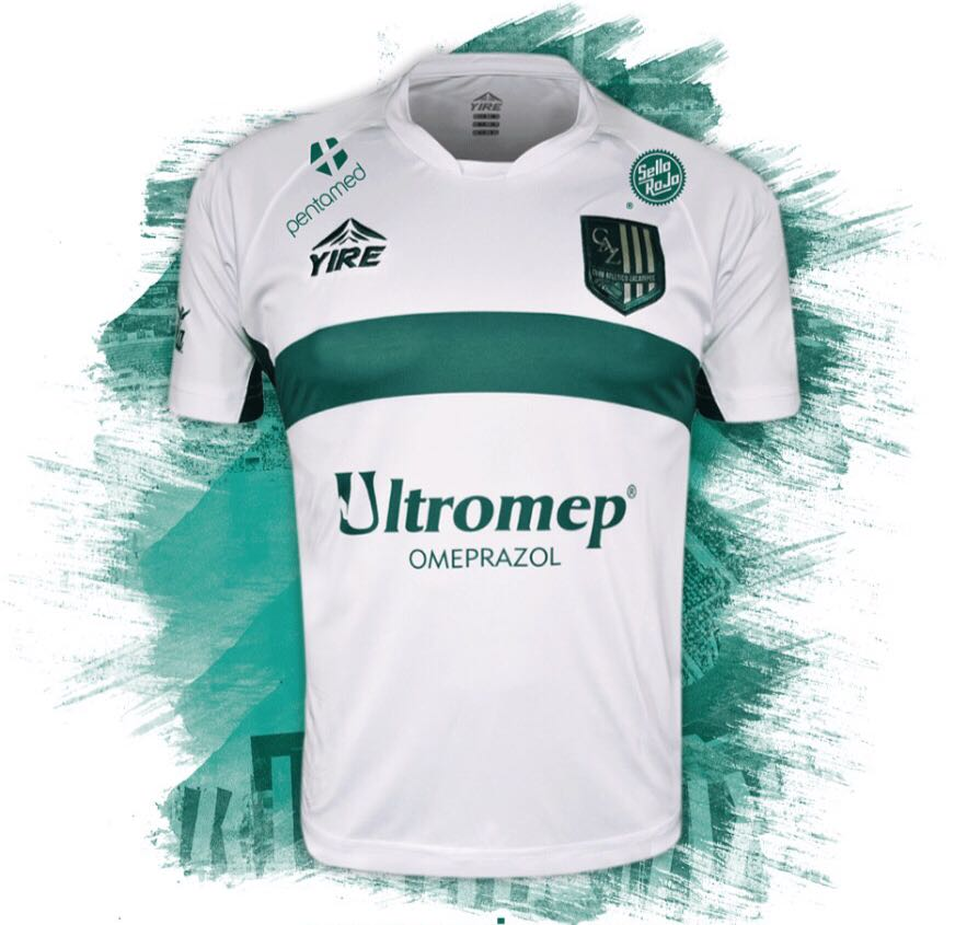Jersey Niño Local Club Atlético Zacatepec - Apertura 2017