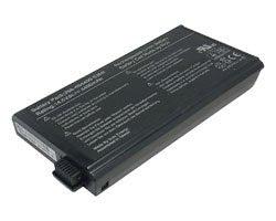 Amsahr® Extended Performance Replacement Battery for Fujitsu UN258, D-1840, T3000, X3000, X3100, 23-UD7010-0F, 23-UD7110-1B, 258-3S4400-S2M1, 258-4S4400-S1P1 (8 Cell, 4400 mAh)