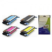 ValuePack Set(4 Count): Includes Compatible Replacement Brother Drums for select Printers / Faxes Compatible with Brother HL-4150-Includes 1 Set of BLACK, MAGENTA, YELLOW and CYAN Cartridges.