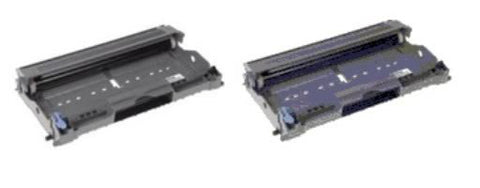 Amsahr Brother DR400, DR500, DR510, 1250 Compatible Replacement Toner Drums - Includes TWO Drums.