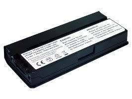 Amsahr® Extended Performance Replacement Battery for Fujitsu FPCBP194, FPCBP195, FPCBP195AP, LifeBook: P8010, P8020, SIEMENS LifeBook P8010, S26391-F5049-L400 (6 Cell, 6600 mAh)