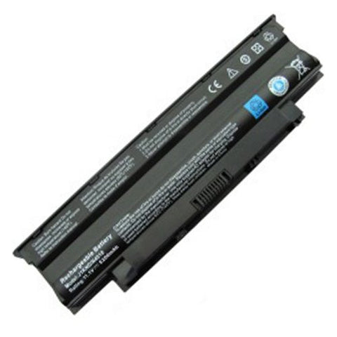 Amsahr® Superior Quality Replacement Battery for Dell Vostro: 2420, 1440, 1450, 1540, 1550, Inspiron 13R, 14R, N-985DBK, 14Z-0256BK, 14Z-1500SLV, 14Z-2026DBK (6 Cell, 4400 mAh)