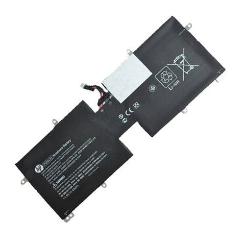 Amsahr® Extended Performance Replacement Battery for HP PW04XL. HP Spectre XT TouchSmart 15-4000eg Ultrabook, 697231-171 Hstnn-IBPW PW04XL TPN-C105 (3240 mAh, 48Wh, 8 Cells).