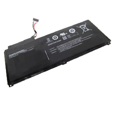 Amsahr® Extended Performance Replacement Battery for Samsung QX411, AA-PN3NC6F (6 Cell, 61WH)