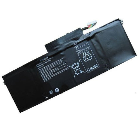 Amsahr® Superior Quality Replacement Battery for Acer AP13D3K, Acer Aspire S3 Series, S3-392G, 1ICP6/60/78-2, 1ICP5/60/80-2 (6 Cell, 6060 mAh, 45WH)