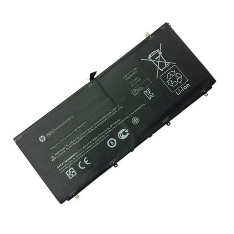 Amsahr® Extended Performance Replacement Battery for HP RG04XL, Spectre: 13-3000, 13t-3000, TPN-F111 HSTNN-LB5Q, 34746-421, 734998-001, RG04XL, TPN-F111, RG04051XL (6840 mAh, 51Wh)