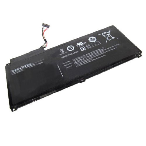 Amsahr® Superior Quality Replacement Battery for Samsung QX411, AA-PN3NC6F (6 Cell, 61WH)