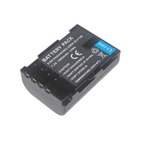 Extended Performance Replacement Battery for Specific Digital Camera and Camcorder Models / Compatible with Panasonic DMW-BLF19, DMW-BLF19E, Lumix DMC-GH3, DMC-GH3A, DMC-GH3AGK, DMC-GH3GK, DMC-GH3H, DMC-GH3HGK, DMC-GH3KBODY
