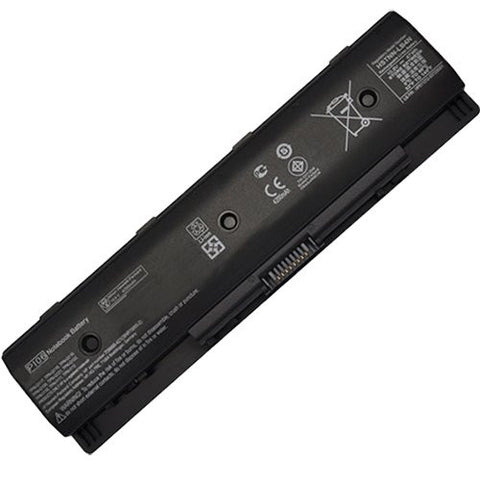 Amsahr® Extended Performance Replacement Battery for HP ENVY 15T-J100, 15-J170US, 17-J000, 17-J010DX, 17-J017CL, 17-J023CL, 17-J030US, 17-J037CL, 17-J041NR (6 Cell, 4400 mAh)