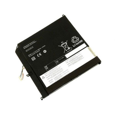 Amsahr® Extended Performance Replacement Battery for IBM / Lenovo 45N1102, Lenovo ThinkPad Helix Series, 45N1102, 45N1103, 3ICP6/46/122 (6 Cell, 42WH)