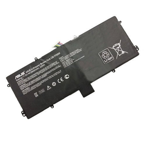 Amsahr® Extended Performance Replacement Battery for ASUS C21-TF201D, TF201-B1-CG, TF201-B1-GR, TF201-C1-CG, TF201-C1-GR CC21-TF201D (2940 mAh, 22Wh)