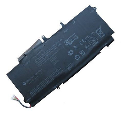 Amsahr® Extended Performance Replacement Battery for HP BL06XL, with HP BL06XL BL06XL, HSTNN-DB5D, HSTNN-W02C, BL06042XL, 722236-171, 722297-001, F450, F450C (3900 mAh, 58Wh, 6 Cells)