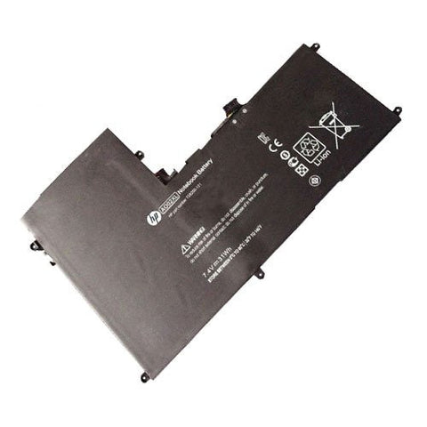 Amsahr® Superior Quality Replacement Battery for HP AO02XL, 728250-421, AO02XL, 011302-PLP12G01, HSTNN-LB5O Ultrabook A002XL, Ultrabook AO02XL LB5O (3995 mAh, 31Wh, 4 Cells)