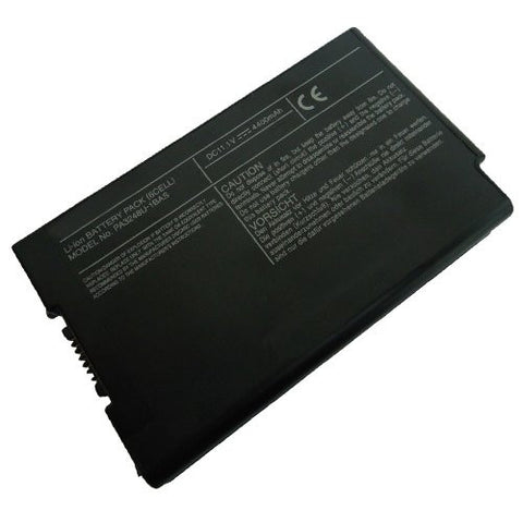 Amsahr® Superior Quality Replacement Battery for Toshiba PA3248, PA3248U-1BAS, PA3248U-1BRS, PA3257, PA3257U-1BAS, PA3257U-1BRS, TOSHIBA TECRA S1 Series (6 Cell, 4400 mAh)