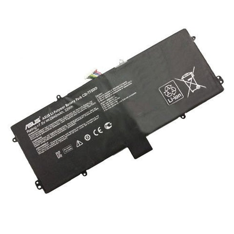 Amsahr® Superior Quality Replacement Battery for ASUS C21-TF201D, TF201-B1-CG, TF201-B1-GR, TF201-C1-CG, TF201-C1-GR CC21-TF201D (2940 mAh, 22Wh))