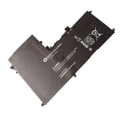 Amsahr® Extended Performance Replacement Battery for HP AO02XL, 728250-421, AO02XL, 011302-PLP12G01, HSTNN-LB5O Ultrabook A002XL, Ultrabook AO02XL LB5O (3995 mAh, 31Wh, 4 Cells).