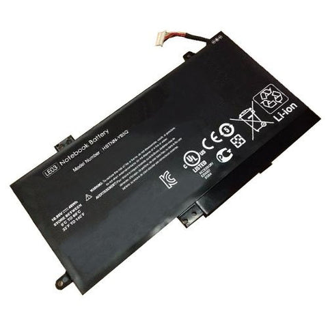 Amsahr® Extended Performance Replacement Battery for HP LE03, 796220-831, HATNN-YB5Q (10.95V, 48WH)