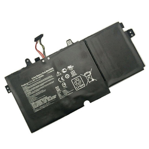 amsahr Extended Performance Replacement Battery for ASUS B31N1402, Q551LN, Q551, N591LB, Q551L, 0B200-01050000, 0B200-01050000M, B31Bn9H, B31N1402 (11.4V, 48WH)