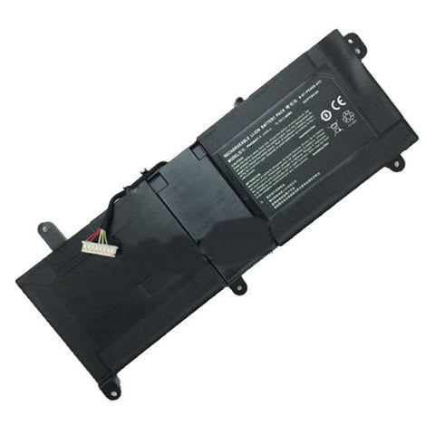 amsahr Extended Performance Replacement Battery for CLEVO P640BAT-3, Thunderobot ST-R1, ST 911ST series, 6-87-P640S-423, 3ICP7/65/80, 6-87-P640S-4231A (11.1V, 45WH)