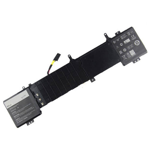 amsahr Extended Performance Replacement Battery for Dell 191YN, ALW15ED-1718, ALW15ED1718, Alienware 15 Series, ALW15ED-1728, ALW15ED1728, ALW15ED-1828, 2F3W1 (92WH, 14.8V)