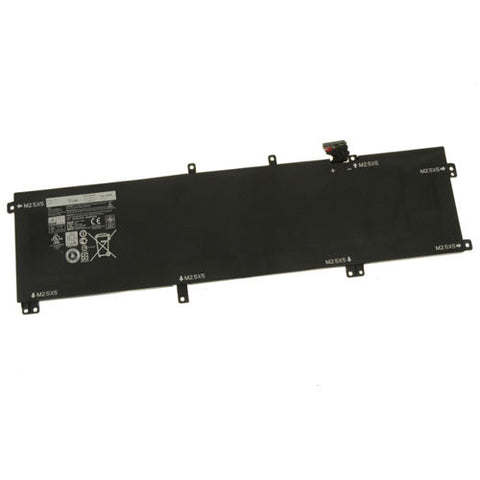 amsahr Extended Performance Replacement Battery for DELL 245RR, XPS 15 9530, Precision M3800, 701WJ, 7D1WJ (91Wh, 11.1V)
