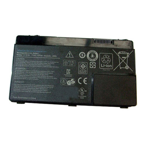 amsahr Extended Performance Replacement Battery for DELL CFF2H, DELL INSPIRON 13Z, 13ZR, 13ZD, M301, M301Z, M301ZD, M301ZR, N301, N301Z, N301ZD, N301ZR (11.1V, 4000MAH/44WH)