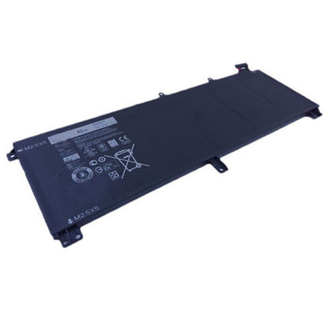 amsahr Extended Performance Replacement Battery for Dell TOTRM, CN-0T0TRM, H76MV, OH76MV, Y758W, M3800, 9530, 15 9530, 15D-2721, 15D-2828, 15D-1728, 15D-4728 (11.1V, 61Wh)