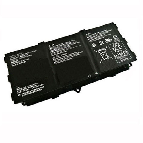 amsahr Superior Quality Replacement Battery for FUJITSU FPCBP500, FPB0327, CP695045-01 (3.75V, 34WH)
