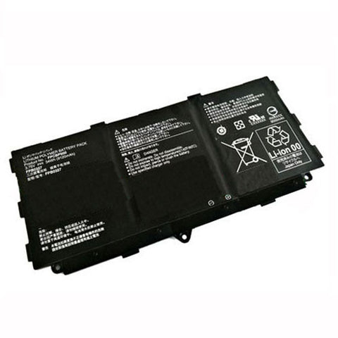 amsahr Extended Performance Replacement Battery for FUJITSU FPCBP500, FPB0327, CP695045-01 (3.75V, 34WH)