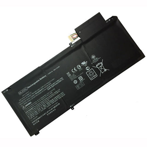 amsahr Extended Performance Replacement Battery for HP HP ML03XL, HSTNN-IB7D, 814277-005, 813999-1C1, HP Spectre X2 12-a000 12-a001dx (11.4V, 42WH).