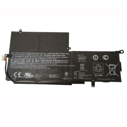 amsahr Extended Performance Replacement Battery for HP PK03XL, HP 15-AY, HP Envy X360 13-Y, HP Spectre X360 13-4000, 13T-4000, HSTNN-DB6S, 789116-005 (11.4V, 56WH).