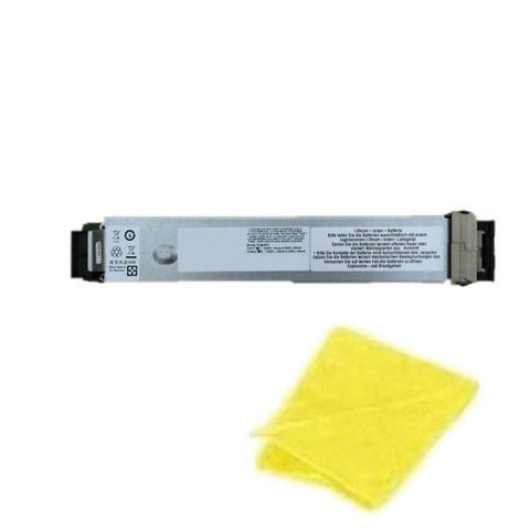 amsahr Replacement Battery for IBM 41Y0679, DS4200, SUN 6140, DS4700, 13695-05, 13695-07 (100mAh, 1.8V) - Includes Cleaning Cloth.