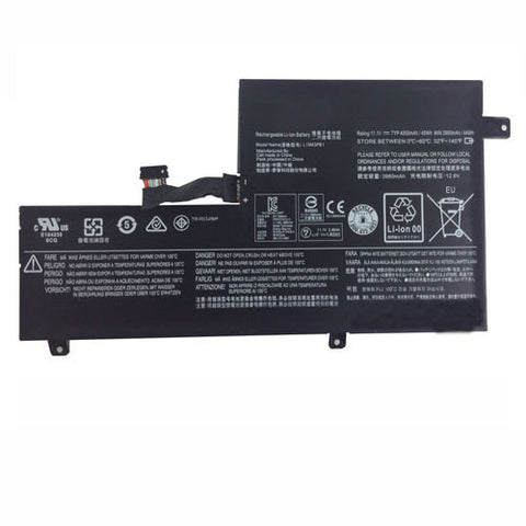 amsahr Extended Performance Replacement Battery for LENOVO L15M3PB1, 5B10K88047, 5B10K88049, L15L3PB1, N22 Chromebook (11.1V, 45WH).