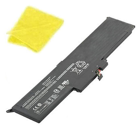 amsahr Replacement Battery for LENOVO SB10F46465, ThinkPad Yoga 260(20FE-S08P01), ThinkPad Yoga 260(20FD-000SAU), ThinkPad Yoga 260(20FD-0014AU)  (15.2V, 44WH) - Includes Cleaning Cloth