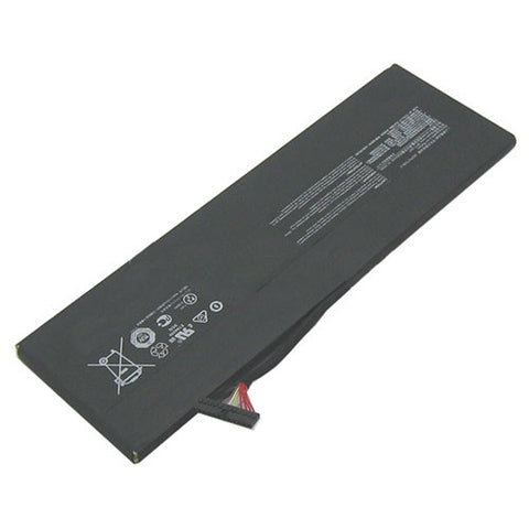 amsahr Extended Performance Replacement Battery for MSI BTY-M47, GS40 6QE-006XCN, GS40, GS40 6QE-055XCN, BTY-M47  (7.6V, 8060mAh)