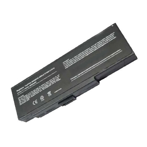 Amsahr Extended Performance Replacement Battery for NEC E680, BT.T3004.001, BT.T3007.003,BP-LYN, BP-CAL, BP-8089, BP-8089, BP-8089X, BP-8089X(P), BP-8389, BP8089X(P), L6P-CG0511, BP8089X (6600 mAh)