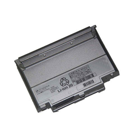 amsahr Extended Performance Replacement Battery for Panasonic CF-VZSU51W, CF-VZSU51JS, CF-VZSU51R, CF-VZSU57JS (5800mAh, 10.8V, 6 Cell).