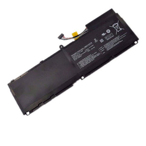 amsahr Extended Performance Replacement Battery for SAMSUNG AA-PLAN6AR, BA43-00292A, 900X1AA01US, 900X3A-B02US, 900X3AA02, B04CH, 900X1B-A02, 900X3A-A02US, 900X3AB01 (7.4V, 46WH)