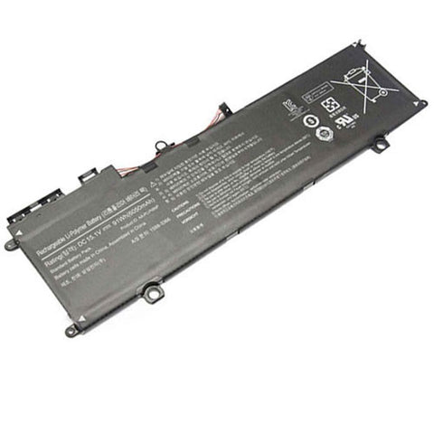 amsahr Extended Performance Replacement Battery for SAMSUNG AA-PLVN8NP, NP880Z5E-X01SE, NP870Z5E-X04IT, NP880Z5E-X01AU, NP880Z5E-X01DE, NP880Z5E-X01UB (6050mAh/91Wh, 15.1V)