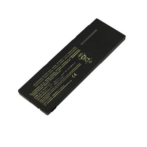 amsahr Extended Performance Replacement Battery for Sony VGP-BPSC24, VAIO SA Series, VAIO SB Series, VAIO SC Series, VAIO SD Series, SA4W9E, SA25EC, (4400mAh, 11.1V, 6-cell)