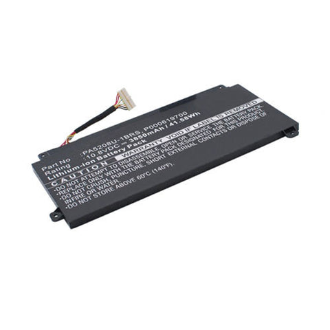 amsahr Extended Performance Replacement Battery for Toshiba PA5208U-1BRS, Chromebook 2 CB30-B3121, Chromebook 2 CB35-B3330, Satellite P55w, Chromebook 2 CB30 (3850MAH, 10.8V)