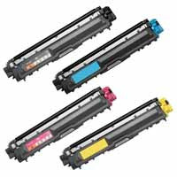 Amsahr Brother 9330, TN221 Compatible Replacement Toner Cartridge - Includes 1 Set of BLACK, MAGENTA, YELLOW and CYAN Cartridges
