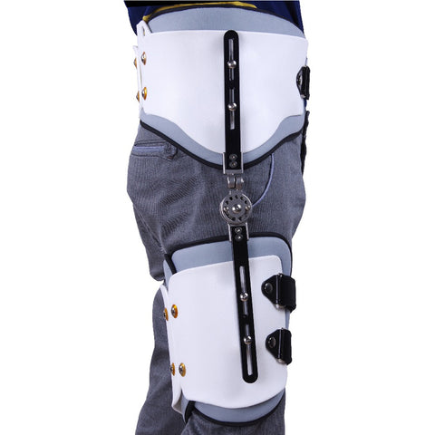 Amsahr Adjustable Hip Joint Brace Leg Corrector Brace For Medical Adults Rehabilitation Devices Custom Hip Orthotics - Universal 70-100 (Waist Circumference)