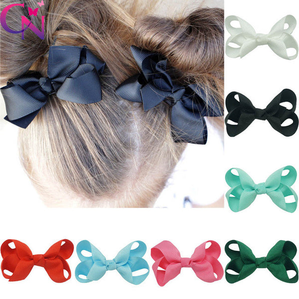 "3"" Pigtail Bows"