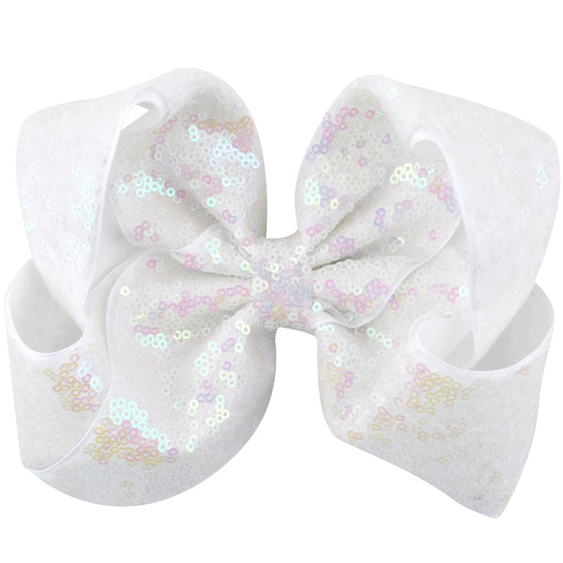 "8"" Sequin Bow's"