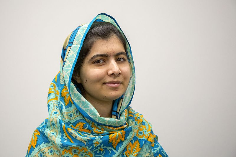 Women Who Inspire: Malala & Female Empowerment