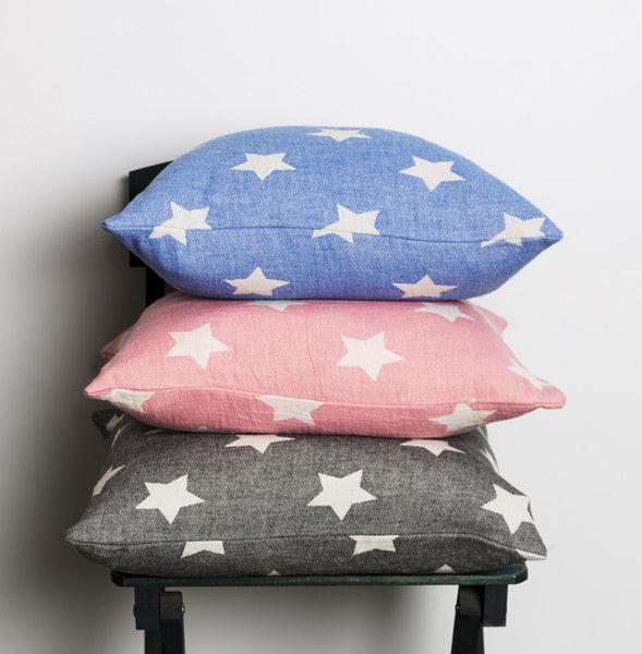 Starbright Turkish Cotton Pillows